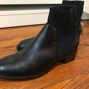 Zara Shoes - NWT Zara Mesh Sock Booties
